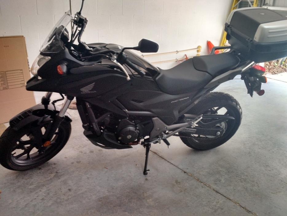2014 Honda NC700