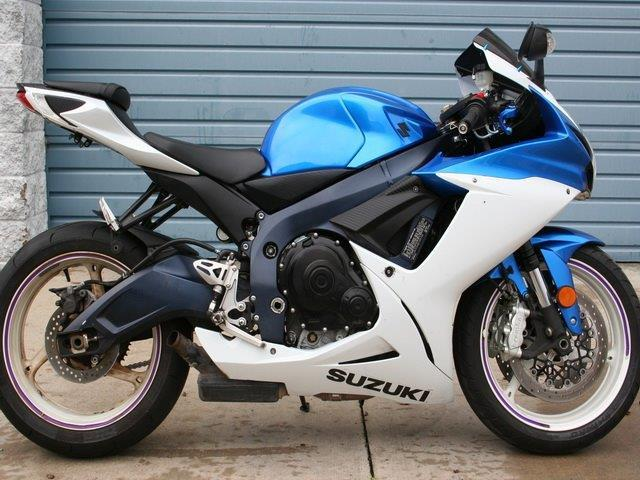 Suzuki Gsx R motorcycles for sale in Arcadia California