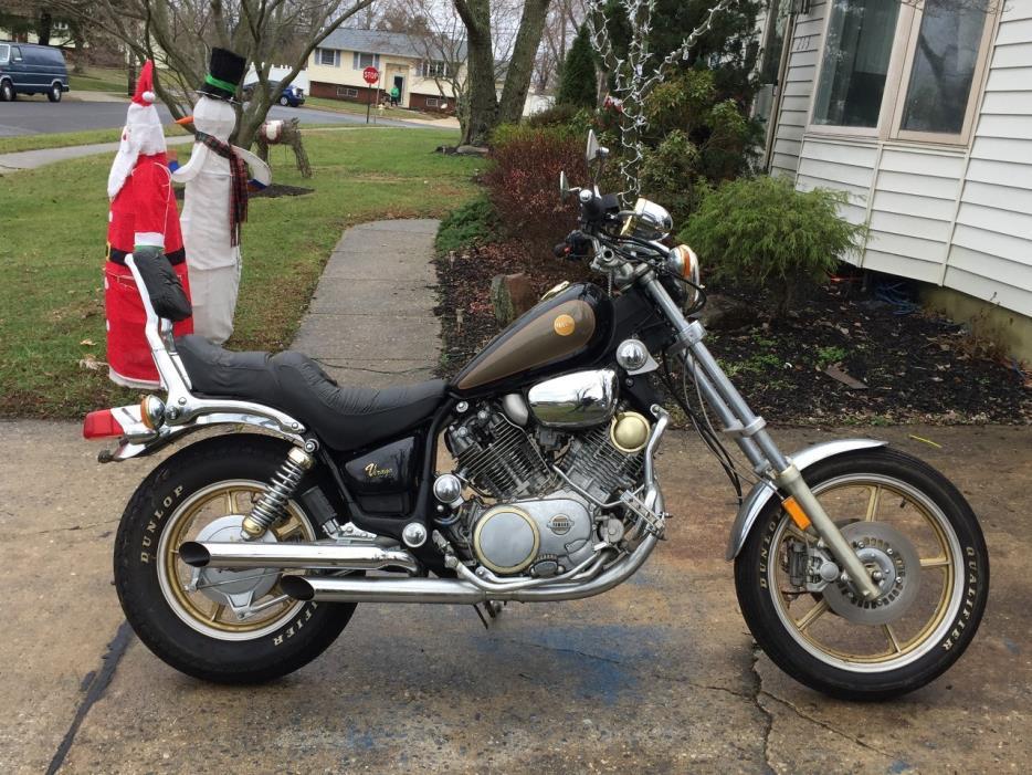 1985 yamaha virago motorcycles for sale. Black Bedroom Furniture Sets. Home Design Ideas