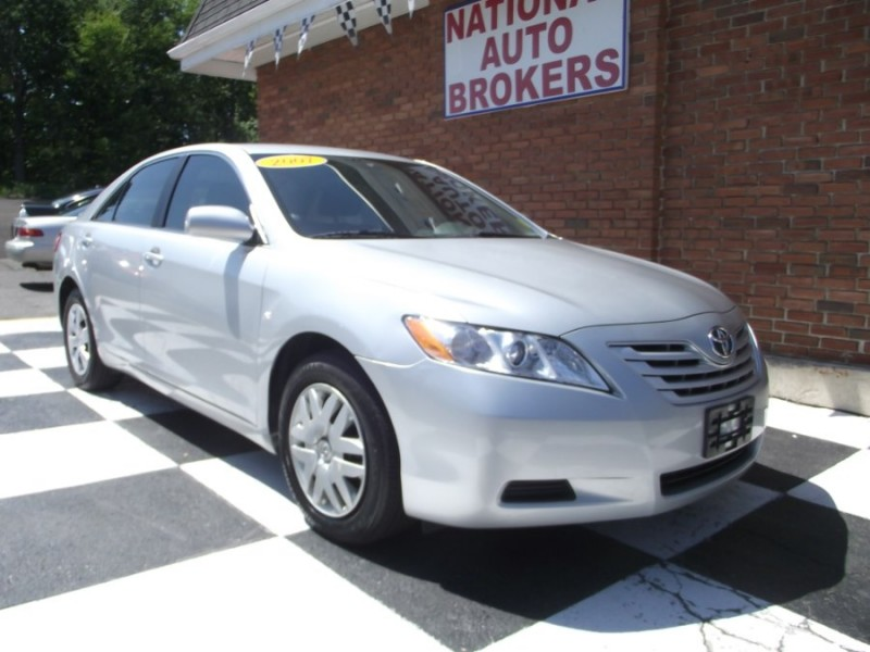 2007 Toyota Camry 4dr Sdn I4 LE