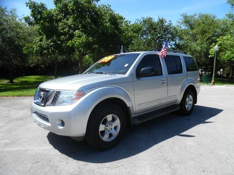 Nissan Pathfinder 2008 Cars For Sale