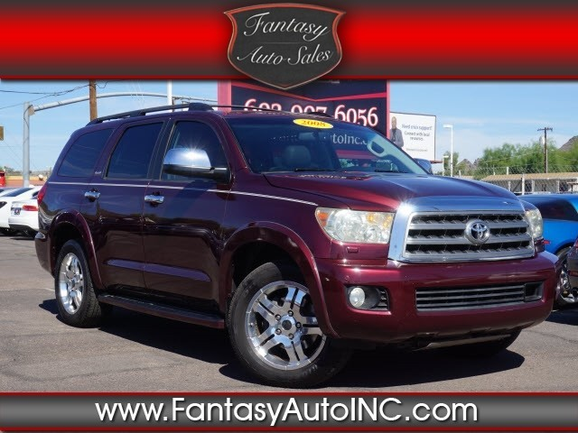 toyota sequoia cars for sale in arizona. Black Bedroom Furniture Sets. Home Design Ideas