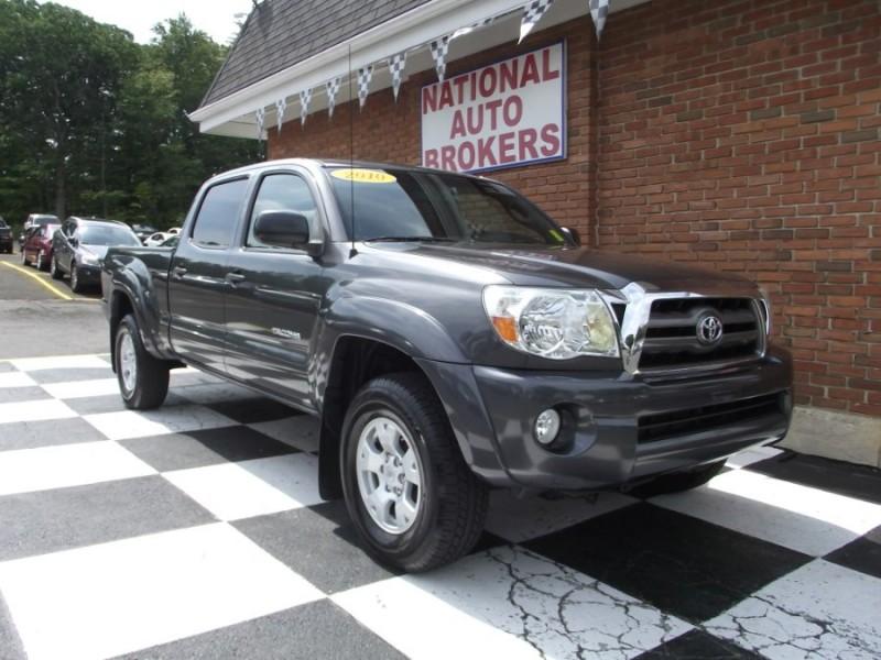 2010 Toyota Tacoma 4WD Double LB V6 AT