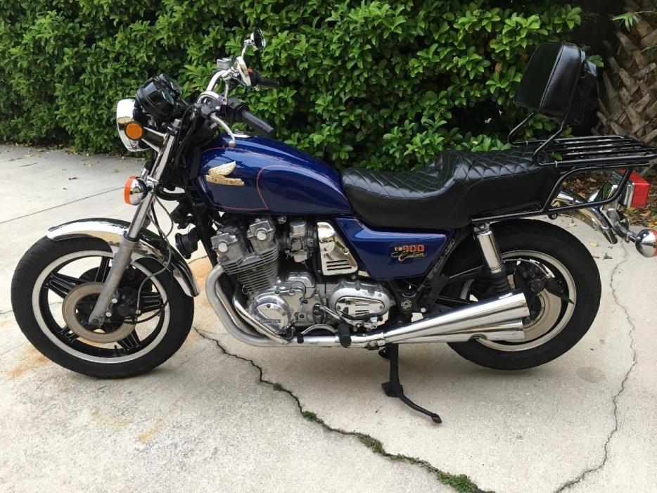 1980 Honda CB 900C