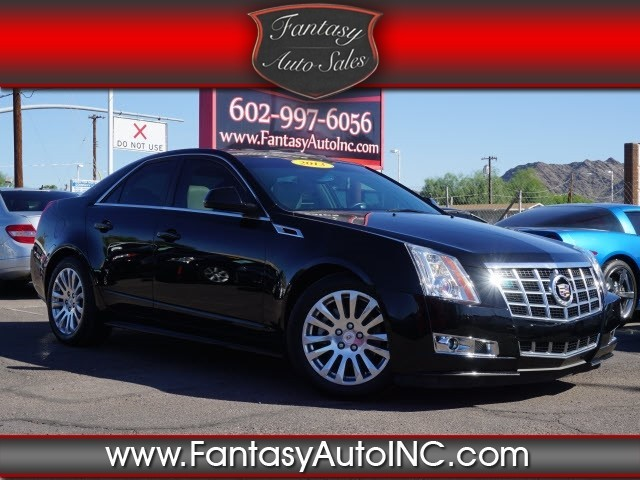 2013 Cadillac CTS 3.6l Prem Collection w/ Nav