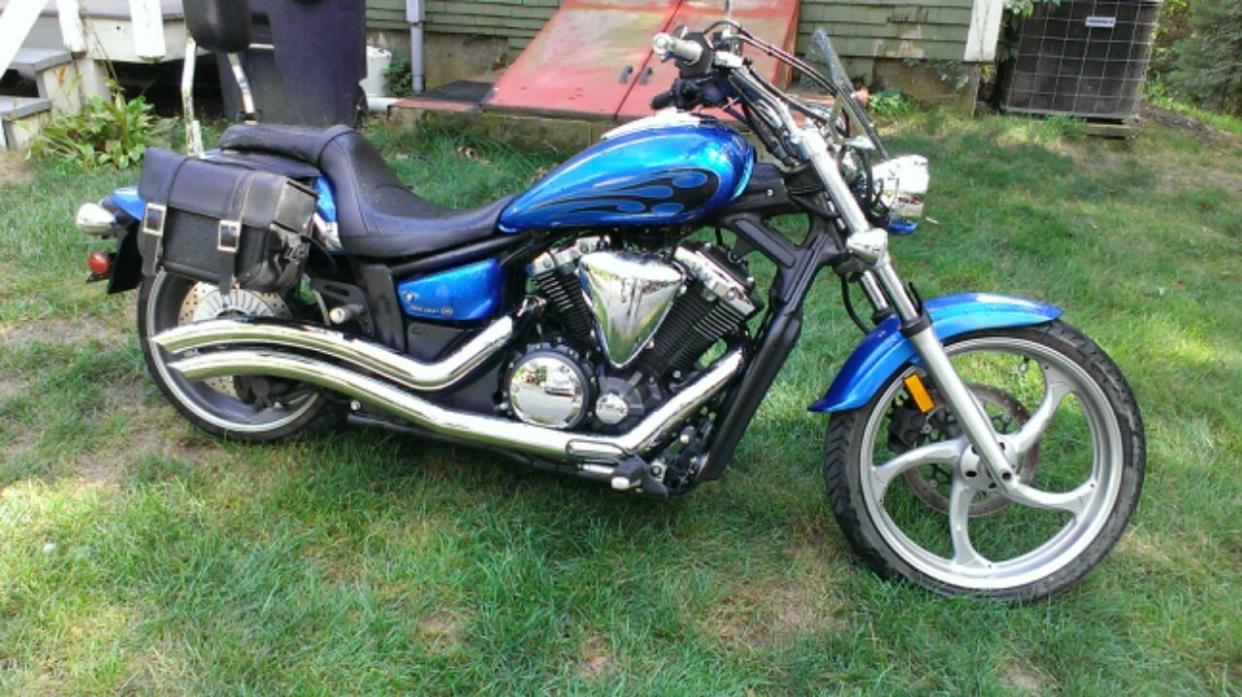 Motorcycles for sale in southbridge massachusetts for Yamaha stryker bullet cowl for sale