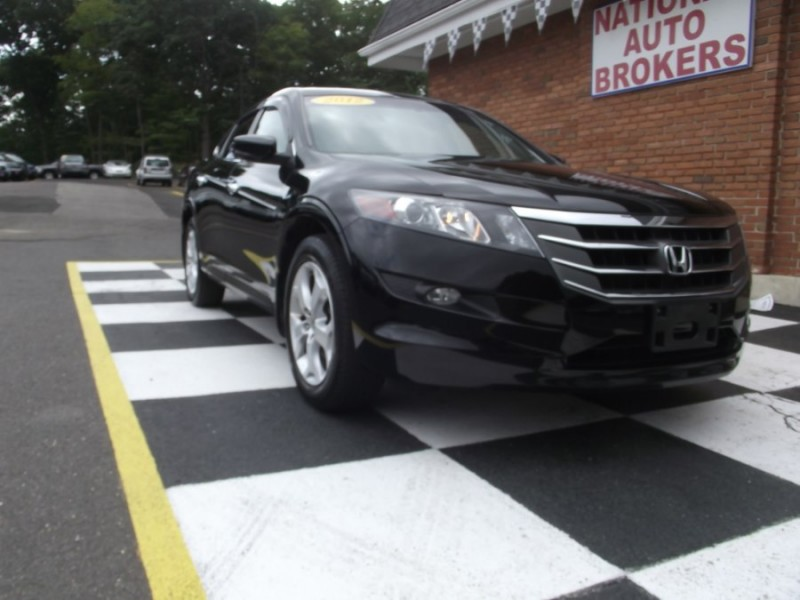 2012 Honda Crosstour 4WD V6 5dr EX-L