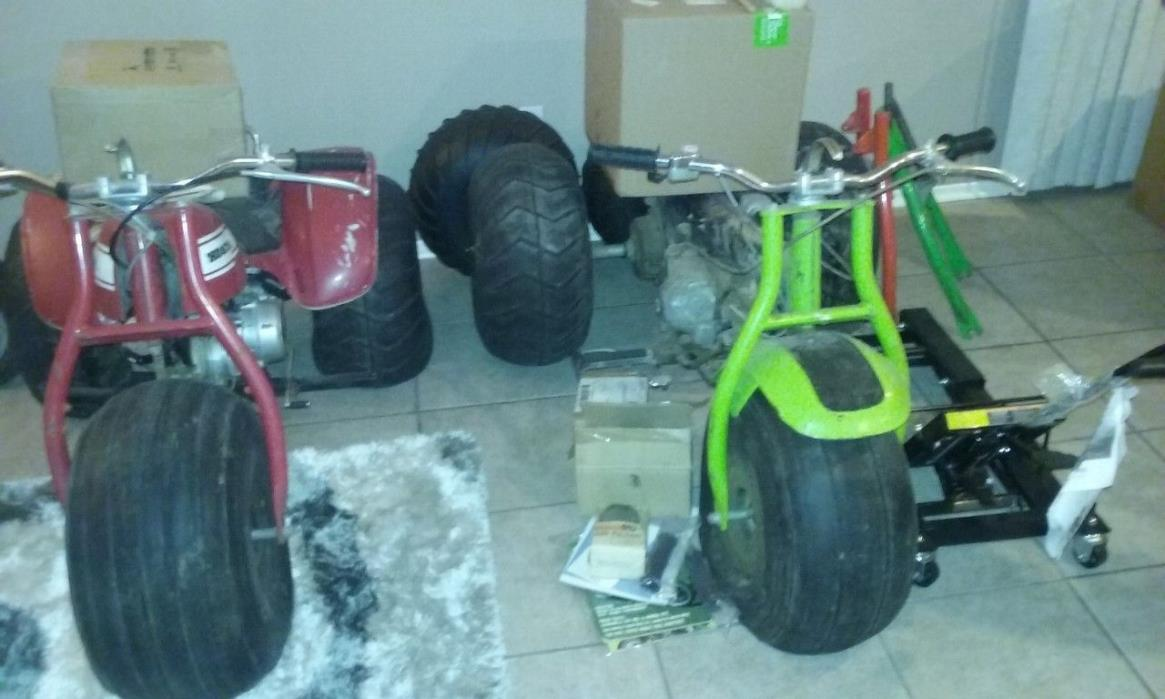 Atc 90 Honda Motorcycles for sale