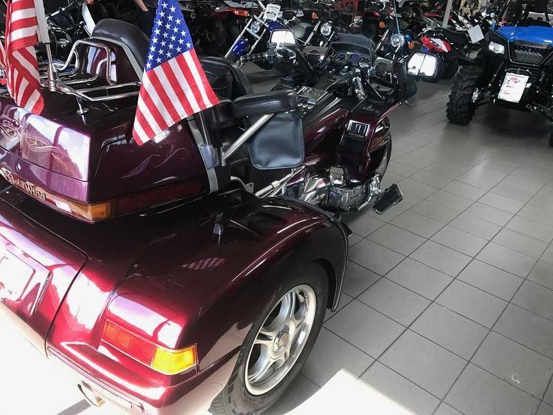 1989 Honda GL1500