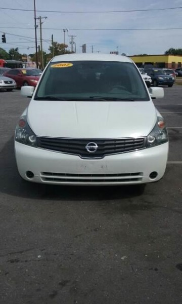 2007 Nissan Quest 3.5 4dr Mini Van