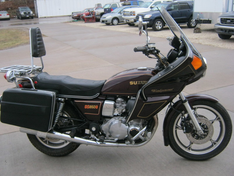 suzuki gs850 motorcycles for sale