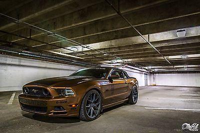 Ford: Mustang GT Premium 2013 Mustang GT Premium Convertible