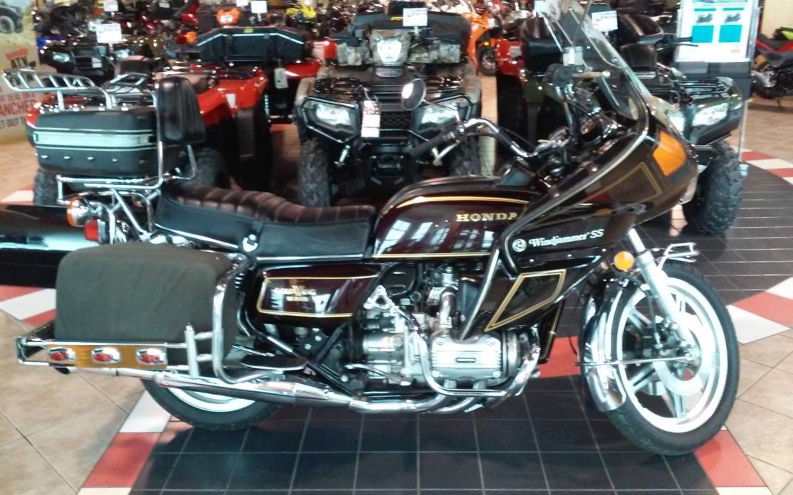 1978 Honda GL1000-78