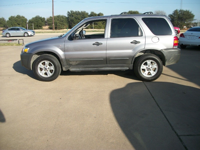2007 Ford Escape 2WD 4dr V6 Auto XLT
