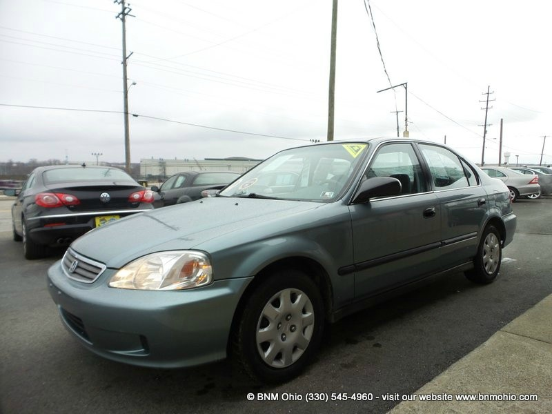 1999 Honda Civic Cars for sale