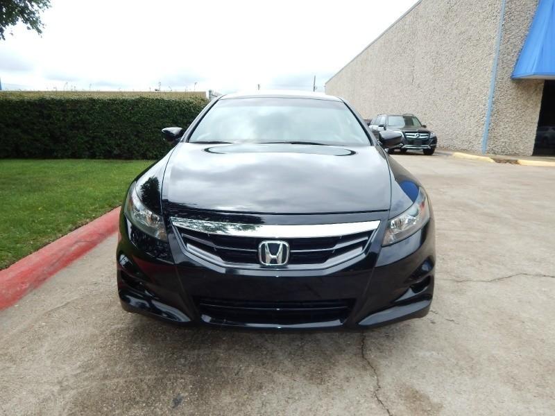 2011 Honda Accord Cpe 2dr V6 Auto EX-L LEATHER/ SUNROOF/ WARRANTY/ FINANCING
