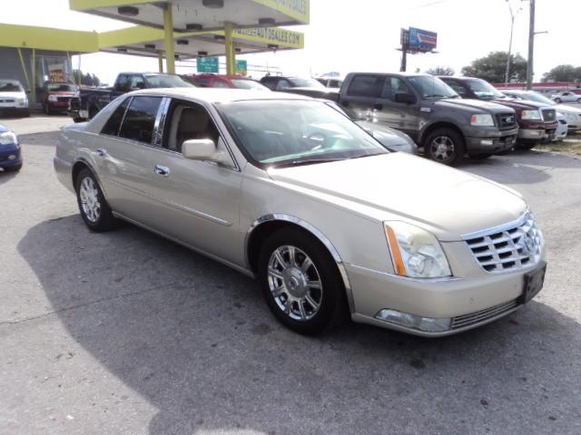 2009 Cadillac DTS Sedan 4.6L