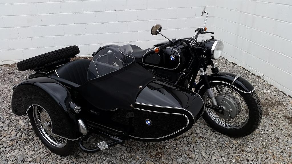 bmw r60 2 motorcycles for sale. Black Bedroom Furniture Sets. Home Design Ideas