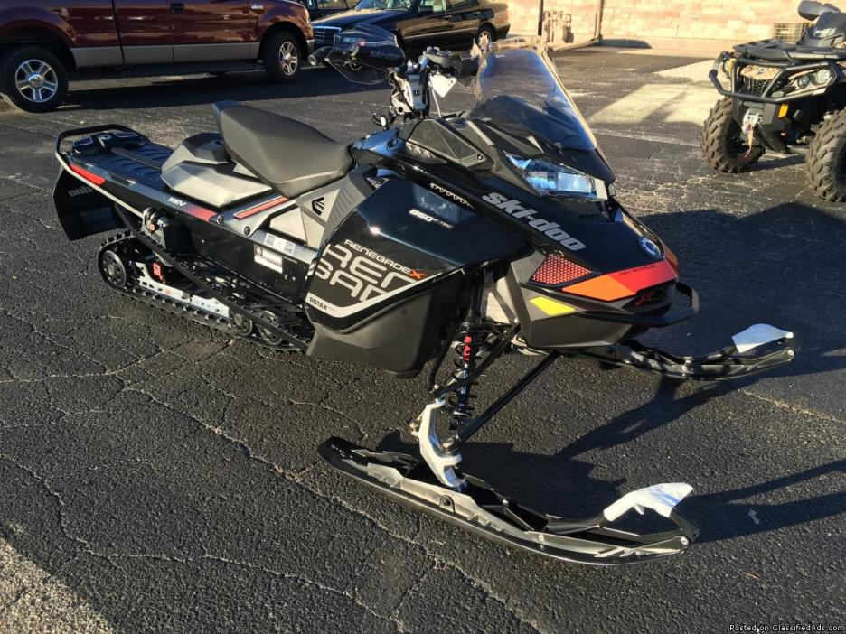 Ski doo renegade enduro ace 900 black motorcycles for sale for Used yamaha snowmobiles for sale in wisconsin