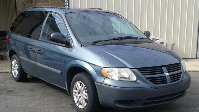 2005 Dodge Caravan 4dr SE