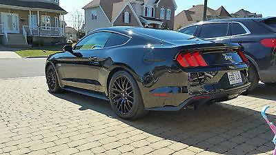2015 Mustang GT Premium Fastback
