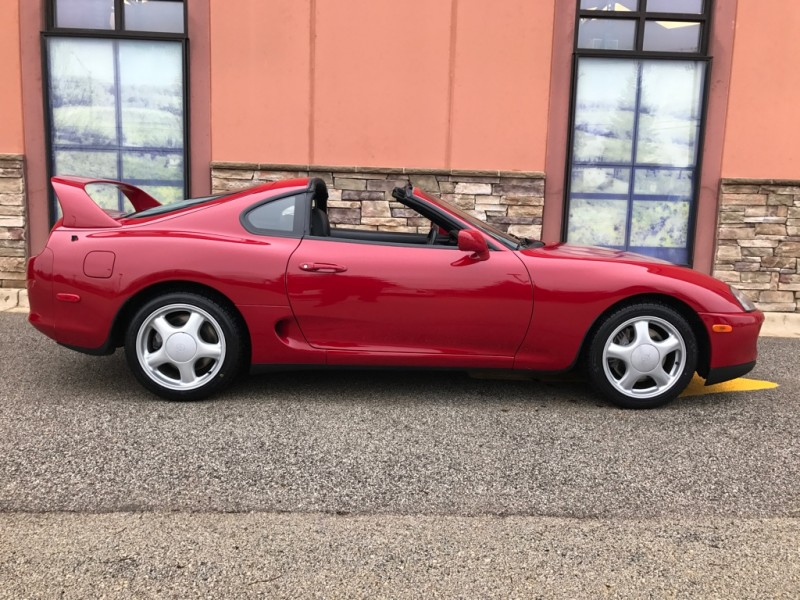 1994 Toyota Supra 2dr Turbo w/Sport Roof Auto 1 OWNER