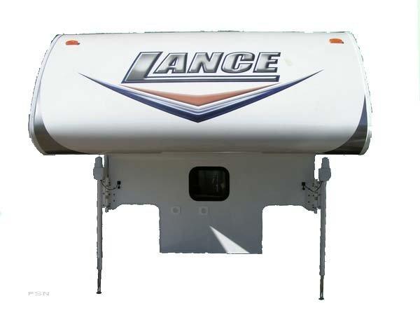 2011 Lance Short Bed 865