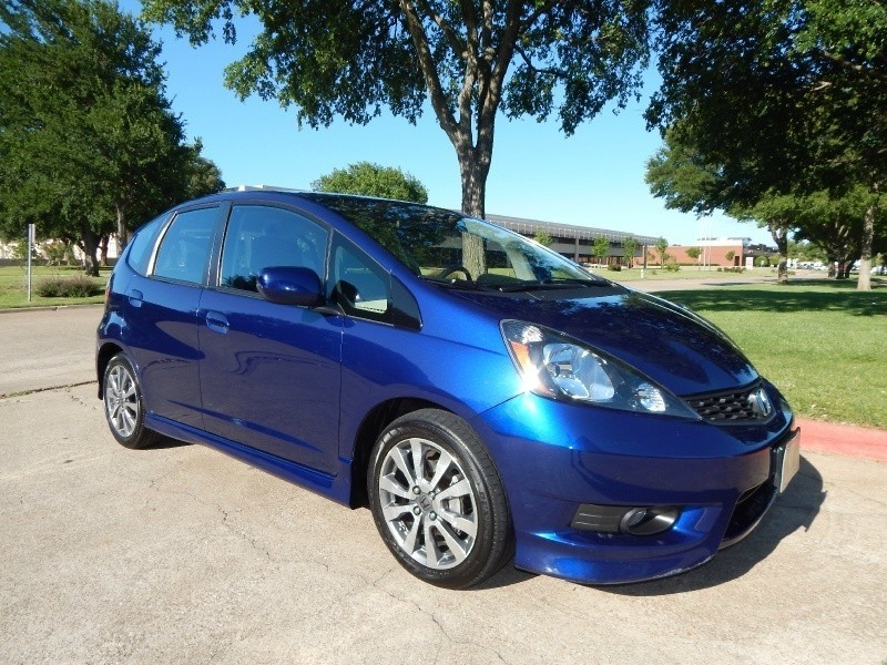 2012 Honda Fit 5dr HB Auto Sport SHIFT PAD/ IMMACULATE/ WARRANTY/ CARFAX/ FINANCING