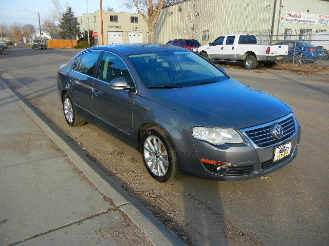 2006 Volkswagen Passat 3.6 4Motion Sedan 4D
