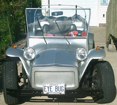 Replica/Kit Makes: DUNE BUGGY Black Volkswagon Dune Buggy