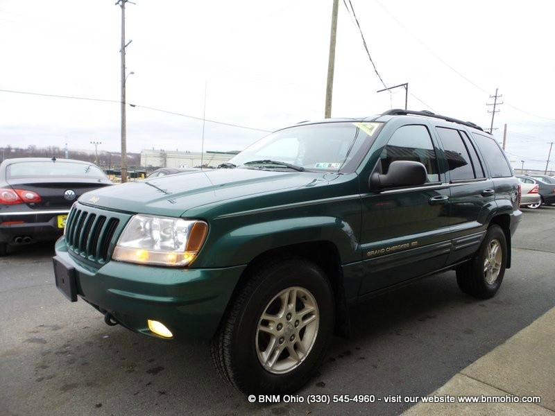 1999 Jeep Grand Cherokee 4dr Limited 4WD