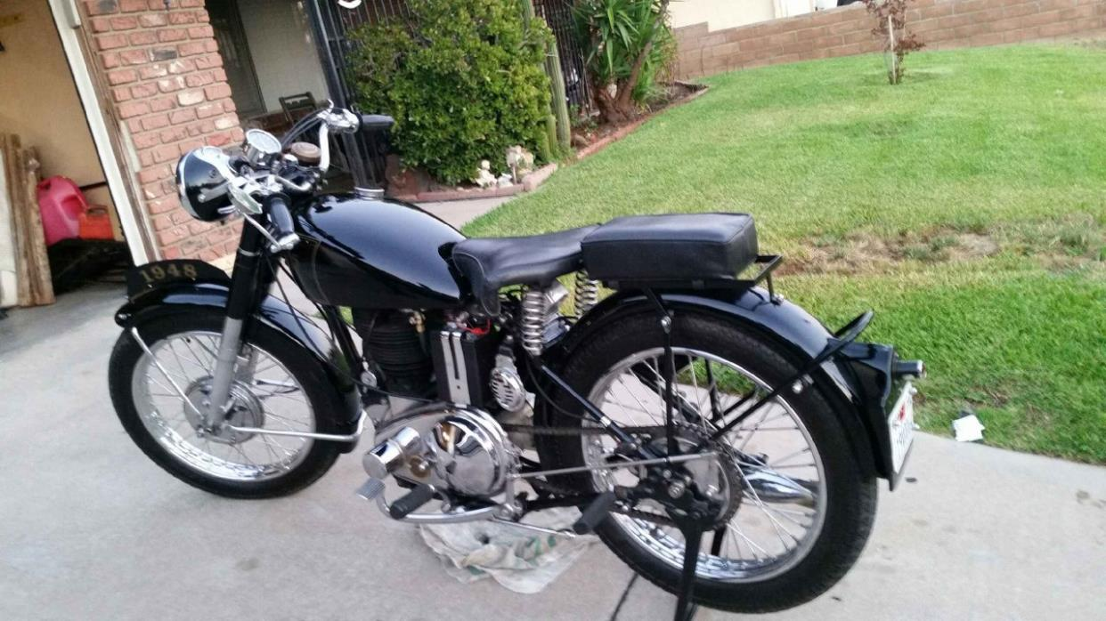 Matchless g 11 csr for sale 1958 on car and classic uk c544589 - 1948 Matchless G80 Clubman Single