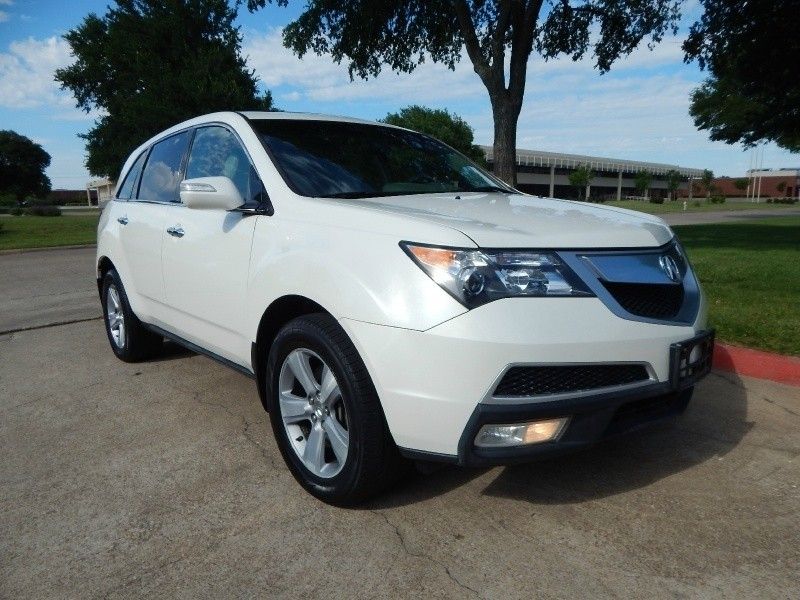 2011 Acura MDX AWD 4dr Tech Pkg NAV/ BACKUP CAM/ 3RD ROW/ SUNROOF/ FINANCING