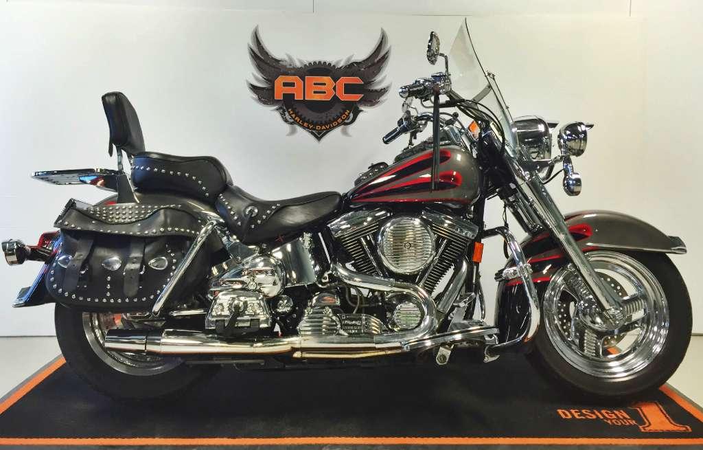 1996  Harley-Davidson  FLSTC Softail Heritage Classic