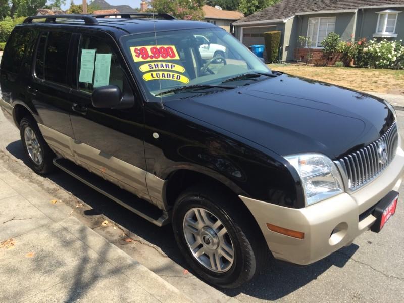 Mercury Mountaineer Cars For Sale