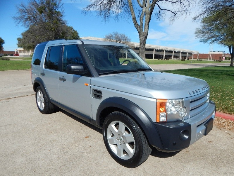 2006 Land Rover LR3 4dr V8 Wgn HSE NAVIGATION/ 3RD ROW/ SUNROOF/ FINANCING