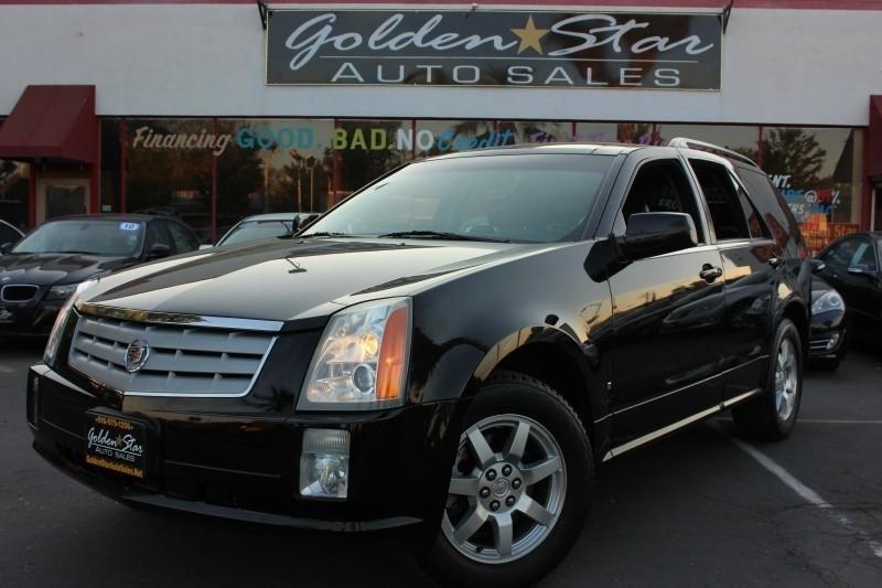 2007 Cadillac SRX 4dr V6 Rear Wheel Drive