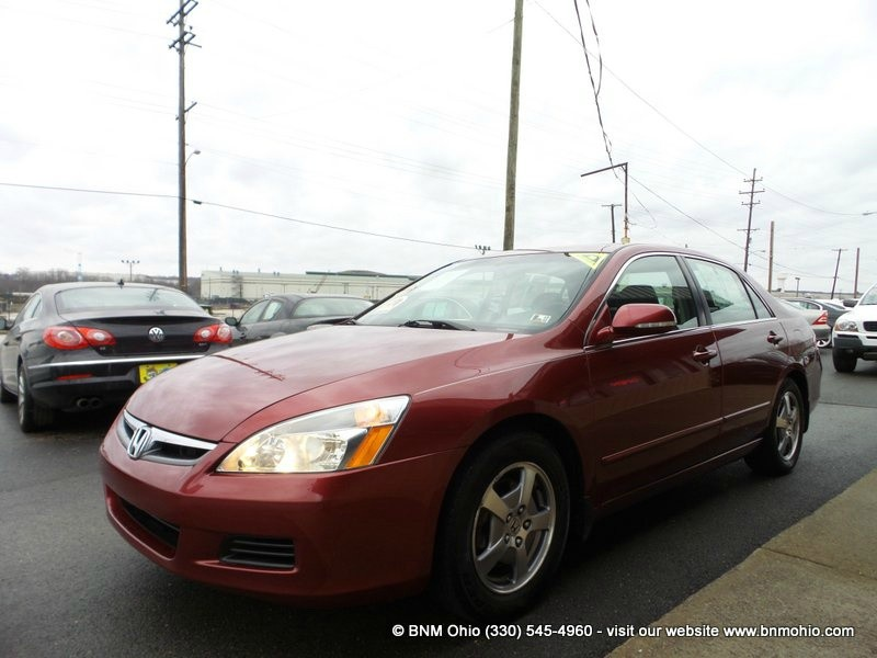 2006 Honda Accord Hybrid AT