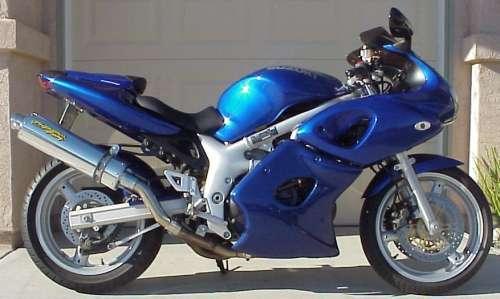 2001 Suzuki Sv650 Motorcycles For Sale