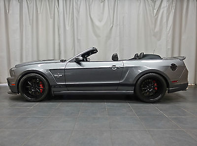 Shelby: GT500 Widebody Super Snake 2014 Ford Shelby GT500 Widebody Super Snake