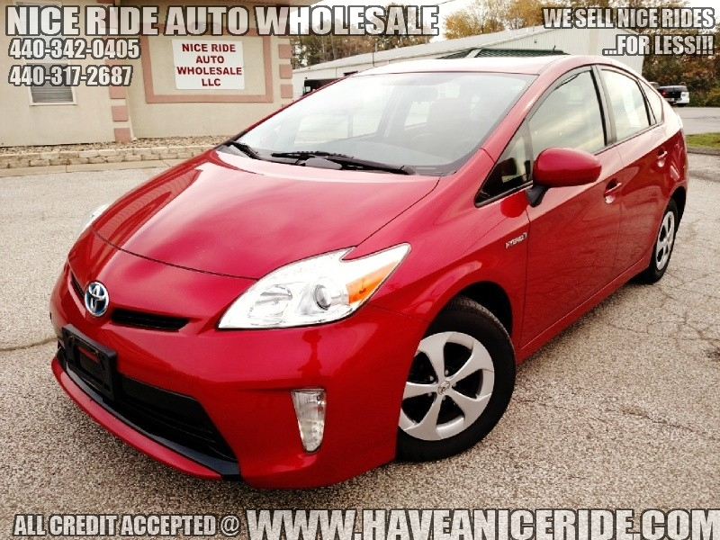 2013 TOYOTA PRIUS -83K- NEW TIRES - NICE RIDE