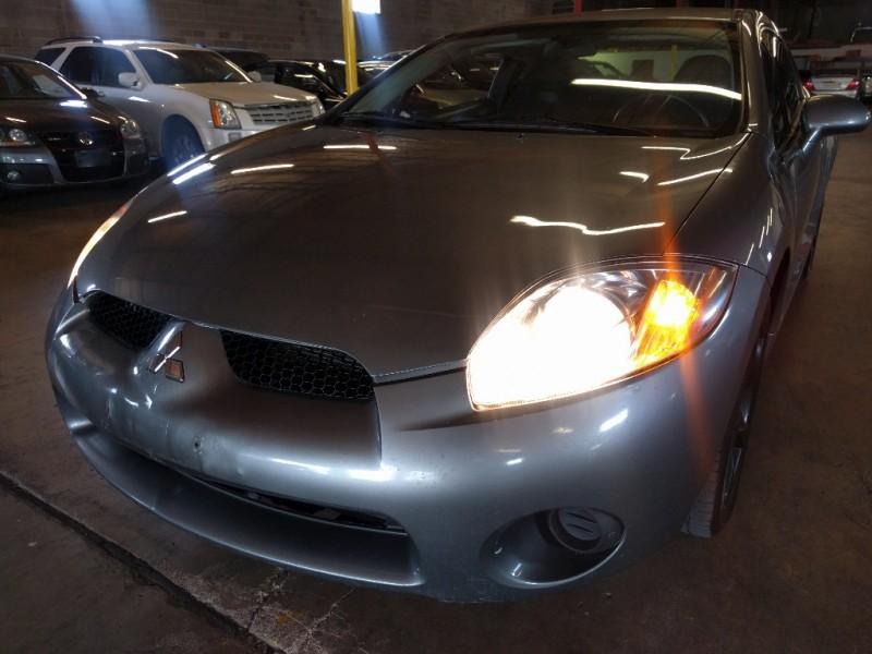 2008 Mitsubishi Eclipse 3dr Cpe Auto GS