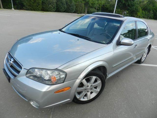2003 Nissan Maxima GLE 4dr Sedan