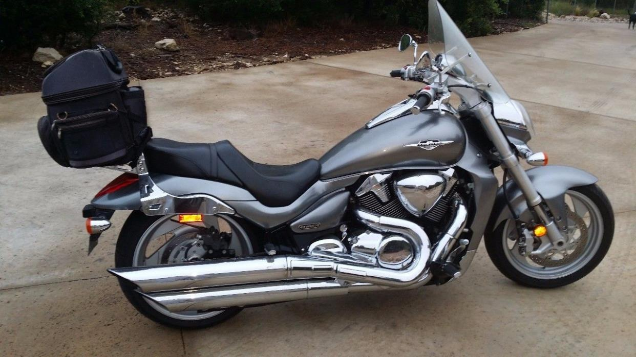 2008 suzuki boulevard m109r limited motorcycles for sale. Black Bedroom Furniture Sets. Home Design Ideas