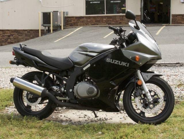2007 Suzuki GS500