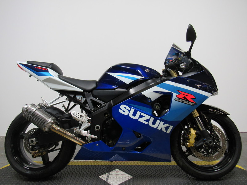 2005 Gsxr 600 Anniversary Motorcycles For Sale