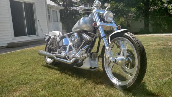 2000 Titan Motorcycle Co. GECKO RM
