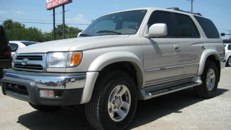 2000 Toyota 4Runner *Nosotros Financiamos* Pasaporte, no credito, trade ins