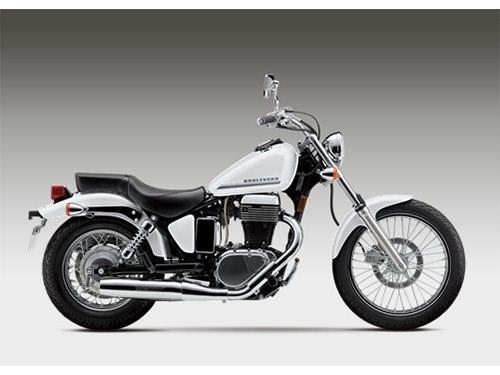2016 Suzuki Motor Of America Inc. Boulevard S40