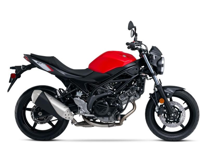 2017 Suzuki SV650 ABS